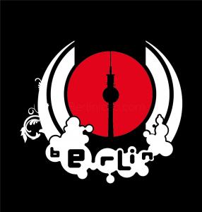 Berlin Cloud7 - Berlin T-shirt