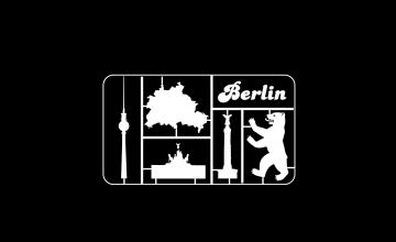 Berliner Bausatz - brick playing t-shirt