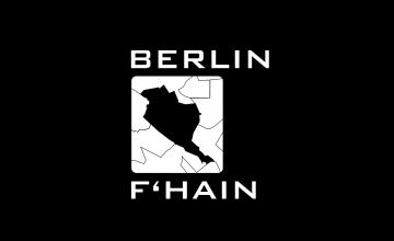Berlin Friedrichshain T-Shirt