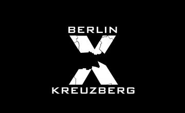 Kreuzberg Berlin T-Shirt - xberg - nah der Mitte
