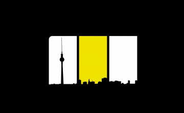 Berlin 3 sides - the motif